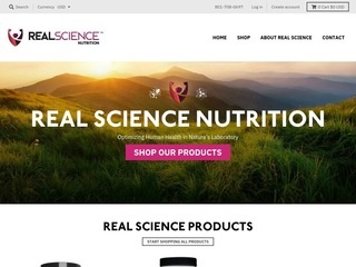 Go to Real Science Nutrition website.
