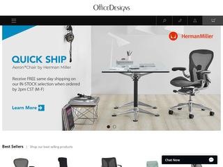 Go to officedesigns.com website.