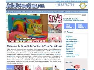 Go to artisticsensations.com website.