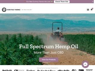 Go to Veritas Farms website.