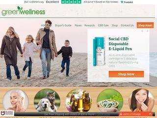 Go to Green Wellness Life website.