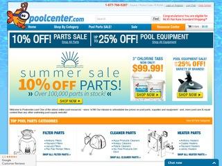 Go to poolcenter.com website.