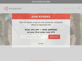 Go to Ryders Eyewear website.