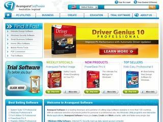 Go to shop.avanquest.com website.