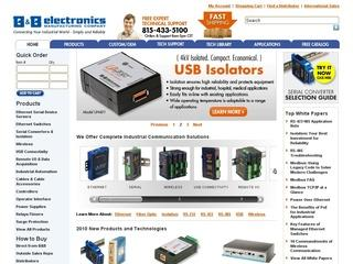 Go to bb-elec.com website.