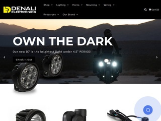 Go to DENALI Electronics website.