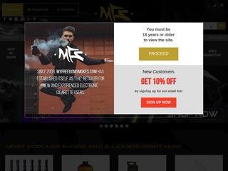 Go to myfreedomsmokes.com website.