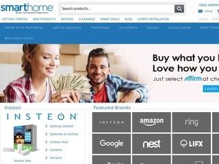 Go to smarthome.com website.