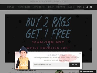 Go to Rags website.