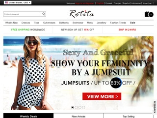 Go to rotita.com website.
