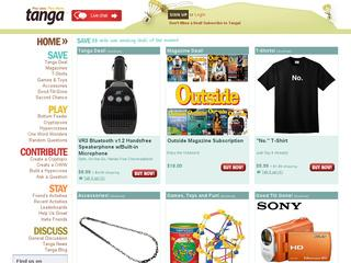 Go to tanga.com website.
