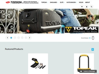 Go to Todson website.