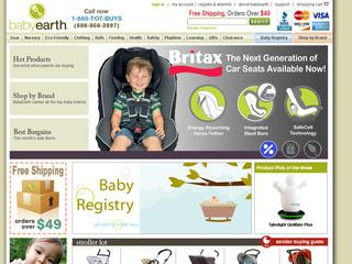 Go to babyearth.com website.