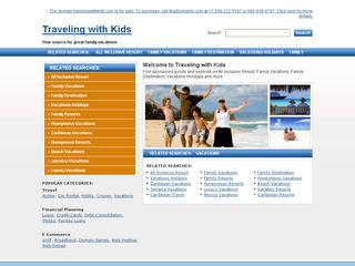 Go to travelingwithkidz.com website.