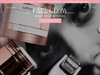 Go to BeautyBio website.