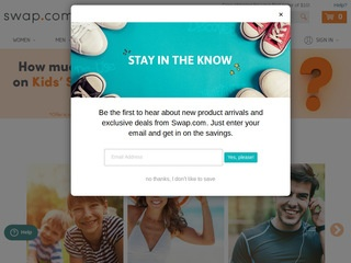 Go to swap.com website.