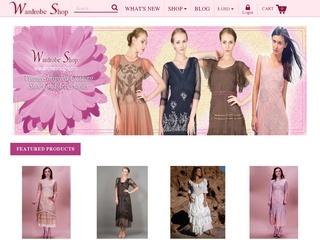 Go to wardrobeshop.com website.
