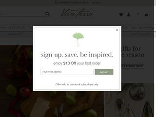 Go to vivaterra.com website.