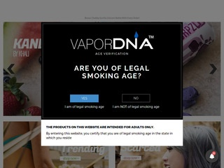 Go to vapordna.com website.