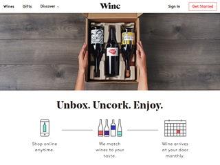 Go to winc.com website.