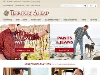 Go to territoryahead.com website.