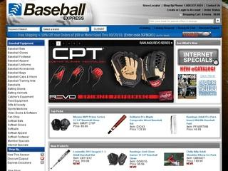 Go to baseballexp.com website.