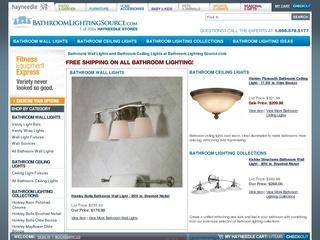 Go to bathroomlightingsource.com website.