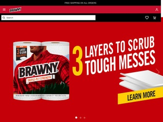 Go to Brawny website.