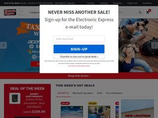 Go to electronicexpress.com website.