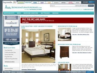 Go to bedroomfurnituremart.com website.