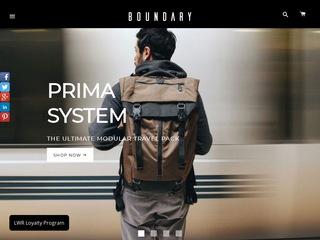 Go to Boundary Supply website.