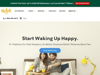 Go to nolahmattress.com website.