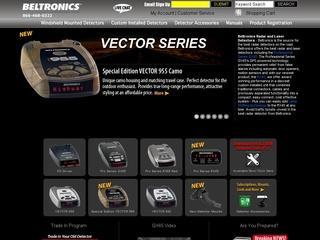 Go to beltronics.com website.