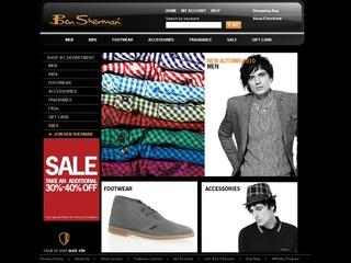 Go to benshermanusa.com website.