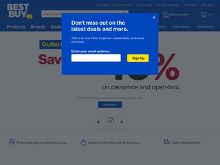 Go to bestbuy.com website.