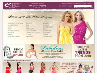 Go to edressmeprom.com website.