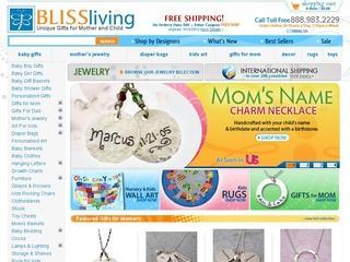 Go to blissliving.com website.
