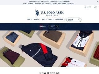 Go to US Polo Association website.