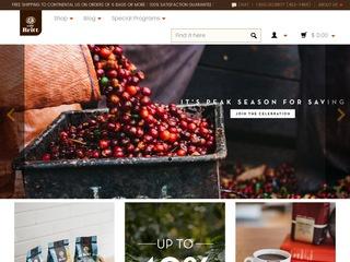 Go to cafebritt.com website.