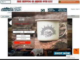 Go to campmor.com website.