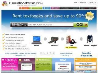 Go to campusbookrentals.com website.