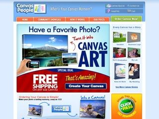Go to canvaspeople.com website.