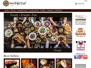 Go to americanwestbeef.com website.