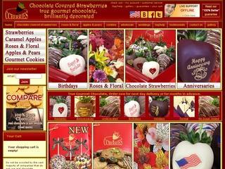 Go to ccberries.com website.