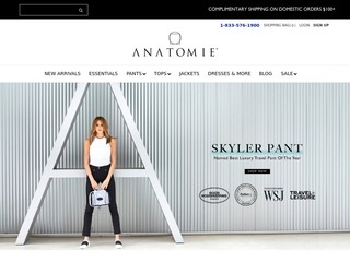 Go to anatomie.com website.