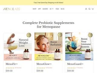 Go to menolabs.com website.