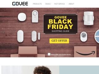 Go to Govee website.