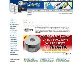 Go to checkoutstore.com website.