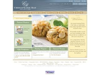 Go to cbcrabcakes.com website.