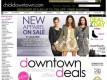 See chickdowntown.com's coupon codes, deals, reviews, articles, news, and other information on Contaya.com